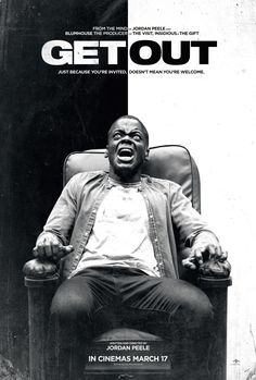 Get Out Movie Poster 4