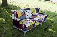 Designer Modern Furniture Michigan   Patchwork Upholstery | Patchwork |  Pinterest | Upholstery, Modern And Contemporary Furniture