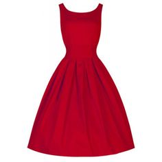 Vintage Scoop Neck Solid Color Beam Waist Sleeveless Dress For Women