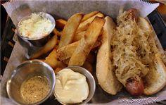 Michigan made bratwurst