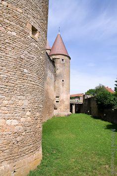 Vandenesse - Le port Balade à Chateauneuf