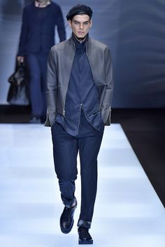 emporio armani, milan fashion week, fashion show, desfile masculino, coleção masculina, review, alex cursino, moda sem censura (26)