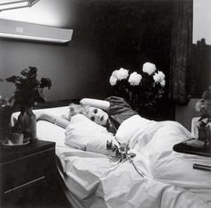 Peter Hujar died of AIDS in 1987 leaving behind a complex and profound body of photographs. A leading figure in the cultural scene in downtown New York in the 1970s and 80s Hujar was admired for his portraits of people animals and landscapes. Over 160 photographs are gathered in Peter Hujar: Speed of Life available now through the link in our bio. . Image: Peter Hujar Candy Darling on Her Deathbed 1973; from Peter Hujar: Speed of Life (Aperture 2017) Collection of Ronay and Richard Menschel…