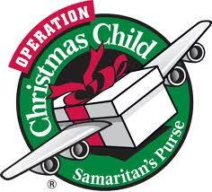 Monthly shopping list for Operation Christmas Child [I was just looking for a list like this yesterday ~ so nice!]