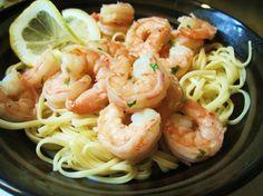 Recipe of the Day: Shrimp Scampi