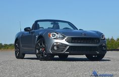 2017 Fiat 124 Spider Abarth Review & Test Drive http://www.automotiveaddicts.com/64009/2017-fiat-124-spider-abarth-review-test-drive