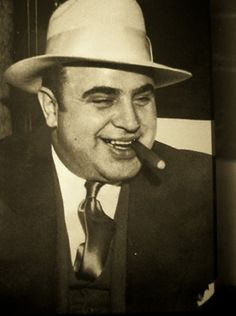 Iconic gangster Al Capone was practically the Bill Gates of the criminal world in his heyday. Although there are no exact figures, it is estimated in 1929 his criminal activites brought in more than 100 million dollars per year. Thats more than 1 Billion in todays market!