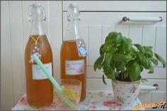 Meduńkový sirup Nordic Interior, Beverages, Drinks, Hot Sauce Bottles, Korn, Smoothie, Detox, Food And Drink, Homemade