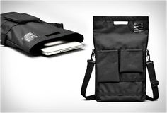 cycling on my bike every day, always carrying my macbook. this makes it comfortable and looks good aswell. + want it