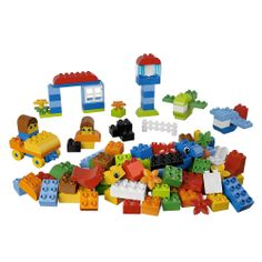 """LEGO Duplo Build and Play Box (4629) - LEGO - Toys """"R"""" Us"""