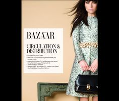 Harper's Bazaar Arabia Artoworks By Creative Joys || www.creativejoys.me/work