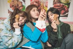 Friends, rivals, and training sessions in Weightlifting Fairy Kim Bok-ju Weightlifting Fairy Wallpaper, Weightlifting Fairy Kim Bok Joo Wallpapers, Weightlifting Fairy Kim Bok Joo Swag, Weighlifting Fairy Kim Bok Joo, Joon Hyung, Kdrama, Lee Joo Young, Swag Couples, Kim Book