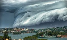 pictures of tsunami clouds - Sydney Australia Epic Thunderstorm, Thunderstorms, Tornadoes, Mundo Design, Fuerza Natural, Paris Match, Storm Clouds, Natural Phenomena, Natural Disasters