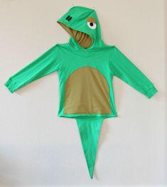lizard costume