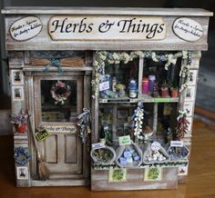 Herbs and Things. Workshop avec Iris Arentz
