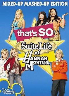 Three of the Disney Channel's hottest shows are combined in THAT'S SO SUITE LIFE OF HANNAH MONTANA. The most popular episodes ever of THAT'S SO RAVEN, THE SUITE LIFE OF ZACK AND CODY, and HANNAH MONTA