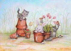 πίνακες ζωγραφικής για παιδικά δωμάτια