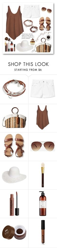 """""""Coffee time!"""" by dgia ❤ liked on Polyvore featuring Lizzy James, Gap, Sam Edelman, STELLA McCARTNEY, Aéropostale, Ashley Stewart, Dorothy Perkins, Tom Ford, Charlotte Russe and Perricone MD"""