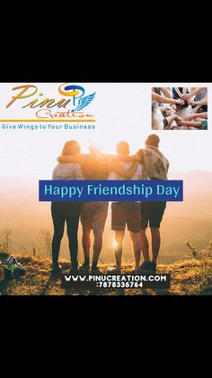 Friendship is the comfort that comes from knowing that even when you feel all alone, you arent.  Happy Friendship Day.!  #HappyFriendshipDay #FriendshipDay #FriendshipDay2020 #MyBestFriend #Friendship #FriendsForever #Friends #Love #webdesign #graphicdesign #digitalmarketing #branding  #webdeveloper #seo #websitedesign #socialmedia #uidesign #uxdesign #socialmediamarketing #wordpress #logo #FestivalGraphics #PinuCreation  #Ahmedabad  #India   www.pinucreation.com Digital Marketing Business, Online Marketing, Social Media Marketing, Website Analysis, Happy Friendship Day, Reputation Management, Competitor Analysis, Ahmedabad, Seo