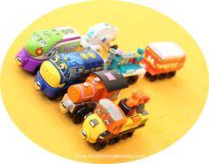 Chuggington Wooden Trains
