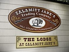 Lodge, Calamity Jane's. Boerne, Texas. By Phil Fischer M.