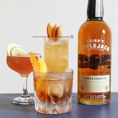 3 #Patriotic #Cocktails to Make with America's Native Spirit: #Applejack