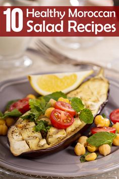 10 Healthy Moroccan Salad Recipes You Should Try