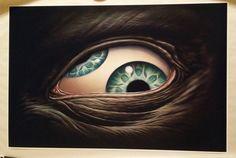 Tool Band Third Eye Aenema Poster Full Size Print by DefiantSwag