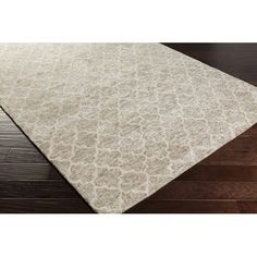 Found it at Wayfair - Falcon Light Gray/Taupe Area Rug