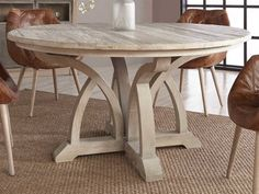 Grey Dining Tables, Dining Arm Chair, Dining Room Table, Find Furniture, Dining Room Furniture, Antique Dining Room Sets, Round Marble Table, Antiques, Gardens