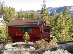 Vacation rental in South Lake Tahoe from VacationRentals.com! #vacation #rental #travel