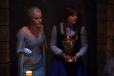 """Once Upon A Time """"Smash the Mirror: Part 1"""" S4EP8"""