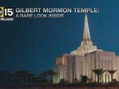 Gilbert Mormon Temple: What happens inside LDS temple - ABC15 Arizona