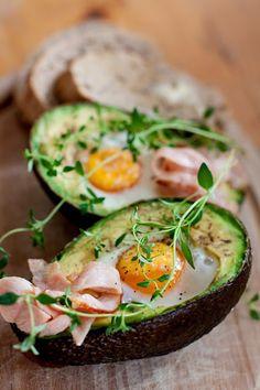 lovely breakfast idea!