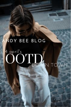ANDY BEE BLOG (www.andybeeblog.com) DOWN TOWN
