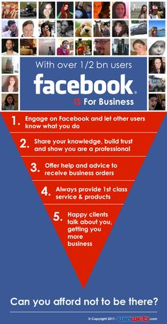 Facebook for Freelancer Business - Can you afford to not be there? http://www.serverpoint.com/