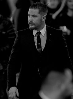 Tom Hardy. Perfection.