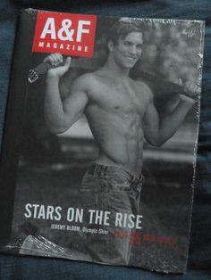 BRUCE WEBER ABERCROMBIE FITCH #2 Book Catalog Male Model Shirtless Gay Interest | eBay