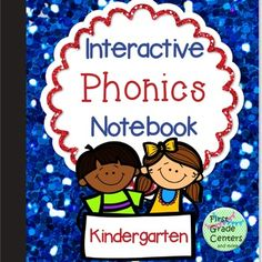 Interactive notebooks are a great way to make learning fun and provide students a reference place for the skills they have learned.  If you teach Kindergarten phonics skills this is a MUST have resource! The following skills are included in this resource:Phonemic Awareness Activities:RhymingSegmentingSyllablesPhonics Activities:1 project for each consonant (21 projects)short a, short e, short i, short o, short ulong a, long e, long i, long o, long uEnding SoundsUppercase/Lowercase letter…