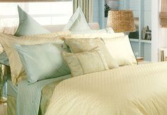 Cocoon The Ariana Collection Classic Cream from our Bedding, Egyptian Cotton Bed Linen range