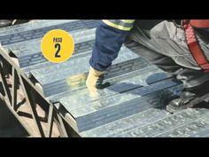 Zapatas de Concreto Armado con Anclas Para Columnas de Acero - YouTube