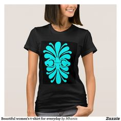Beautiful women's t-shirt for everyday