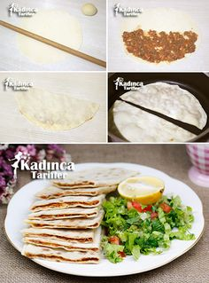 Turkish Recipes, Ethnic Recipes, Types Of Food, Yogurt, Good Food, Cooking Recipes, Mexican, Meat, Cookies