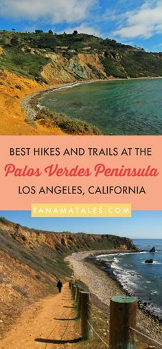 Thing to do in Los Angeles, – Travel tips and ideas - The Palos Verdes Peninsula is a unique area located about 30 miles south of Downtown Los Angeles. Having lived close to the area for about 15 years, I have a good idea of the best Palos Verd Canada Travel, Travel Usa, Travel Tips, Beach Travel, Travel Goals, Travel Advice, Travel Ideas, Outdoor Workout, Hikes In Los Angeles
