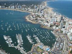 Uruguay has an unequalled record in the Americas for environmental concerns and Punta del Este reflects this policy. Description from puntadelesteinvestments.com. I searched for this on bing.com/images