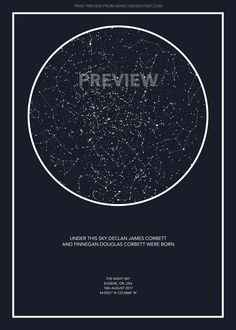 Star Map of the Night Sky on that special night Look At The Stars, Under The Stars, Sky London, Sky New, Space Themed Nursery, Rio Grande Do Norte, Star Chart, Summer Diy, Greatest Adventure