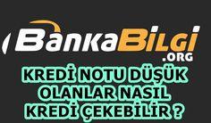 Kredi Notu Düşüklere Kredi Çekebilme Yöntemi : http://www.bankabilgi.org/kredinotu-dusuklere-kredi-417.html #kredinotu