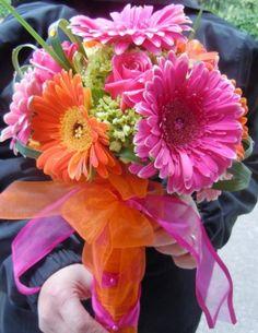 Beautiful & Bright Gerbera Daisy Bouquet
