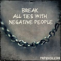 Stop Giving Negative People Too Much Power! | Park Ridge Psychological Services