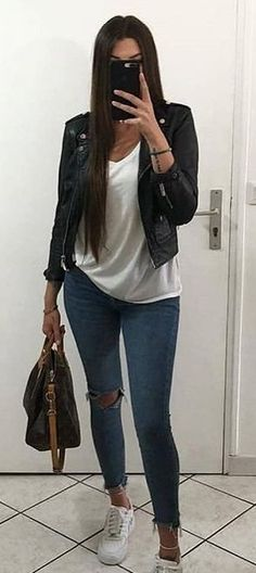 43afdec8aa34a9 10+ Popular Winter Outfits To Wear ASAP. Cute Outfits With JeansBlue ...
